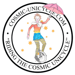 Cosmic Unicycle Logo