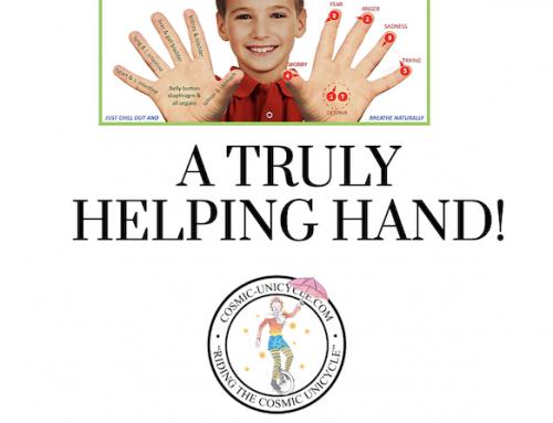 """""""Jin Shin Jyutsu – A TRULY HELPING HAND"""""""
